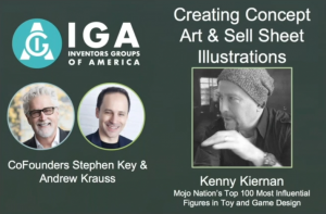 <h3><strong>Creating concept art and sell sheet illustrations with Kenny Kiernan</strong></h3>
