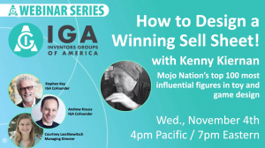 <h3><strong>How to Design A Winning Sell Sheet with Kenny Kiernan</strong></h3>