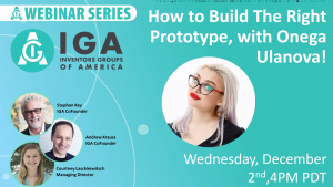 Screen <h3><strong>How to Build the Right Prototype, with Onega Ulanova</strong></h3>Shot 2020-12-04 at 8.11.11 AM
