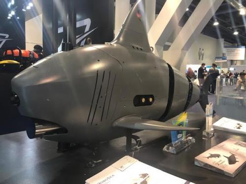 Robo Shark