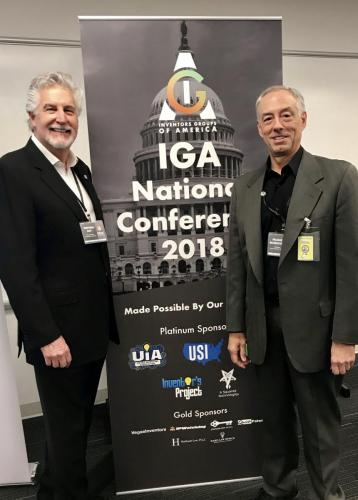 IGA Washington DC Conference - April 17, 2018