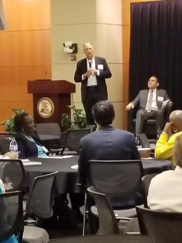 Warren Tuttle at Invention-Con 2017