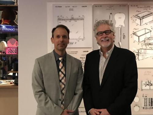 Smithsonian April 17, 2017: Stephen Key and Authur Daemmrich, Ph.D.