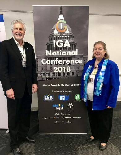 IGA Washington DC Conference - April 17, 2018